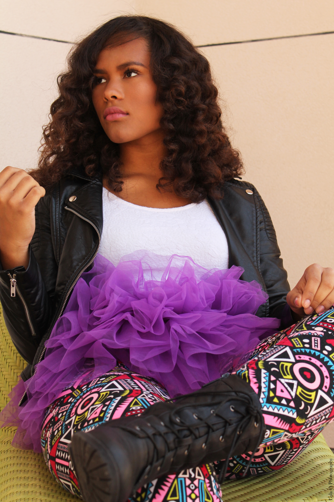 Think Like A Model - Fashion Editorial Shoot with Iman and Jolene