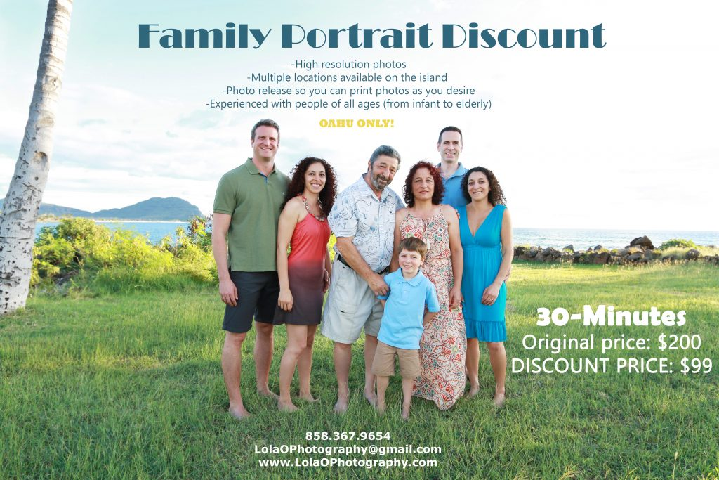 Family Discount 30min